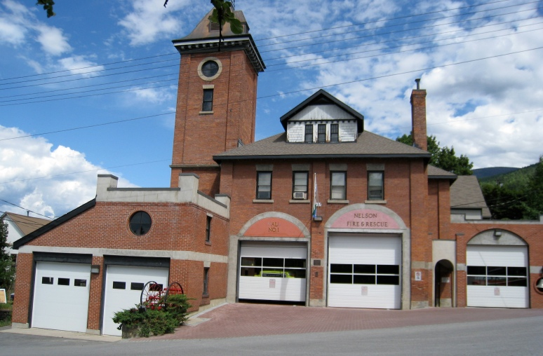 """The Fire & Rescue station was the film location for the movie """"Roxanne"""", starring Steve Martin and Darryl Hannah."""