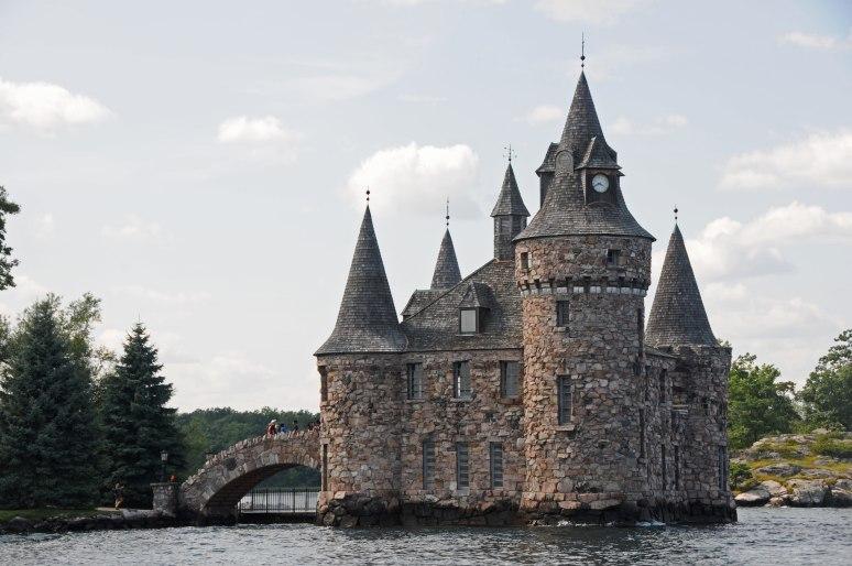 The Powerhouse at Boldt Castle.